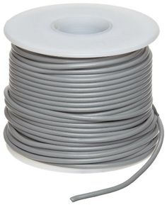 "GPT Automotive Copper Wire, Gray, 16 AWG, 0.0508"" Diameter, 100' Length (Pack of 1) by Small Parts. $24.87. GPT general purpose automotive grey color wire temp range -40 to 105 C"