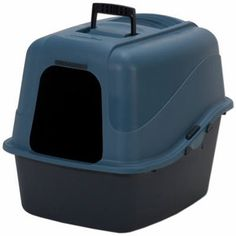 Petmate 22026 Jumbo Hooded Litter PanAssorted Colors >>> Click image for more details.