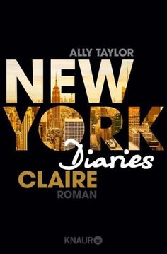 new York diaries - Claire-ally taylor (Rezension)
