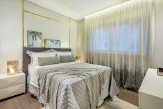 Curtains, Home Decor, Arquitetura, Interiors, Blinds, Decoration Home, Room Decor, Draping, Home Interior Design