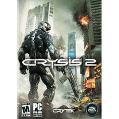 Amazon.com: Crysis 2: Pc: Video Games