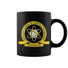 Midtown School of Science and Technology Logo Mug