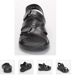#Children's #Cherie #Sandals - Black #Leather #Kids Shoes. http://www.rinastore.com/1709-cherei-sandals-black/dp/2320   #MadeInItaly Available at Rina's #Italian #Shoe #Boutique. On Sale Now!