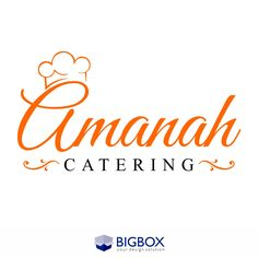 Catering logo for business