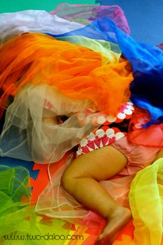30 Colorful Activities for Toddlers