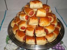 O Enroladinho de Salsicha é perfeito para as festinhas ou para o lanche. Confira a receita!