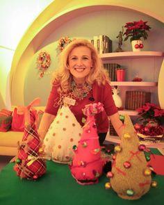 Tratta dalla puntata della trasmissione DettoFatto Rai 2 dedicata agli Alberelli ferma porta per Natale