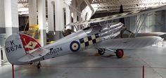 Hawker Fury 1930 Imperial War Museum Duxford