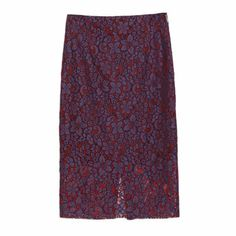Zara Lace Skirt | Summer Pencil Skirts | What To Wear | Night Out | Fashion | Redonline.co.uk
