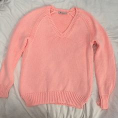 Alexander wang sweater! New Brand new! Very soft T by Alexander Wang Sweaters V-Necks