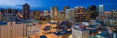 Peaks Lounge | Hyatt Regency Denver - Happy Hour with a View