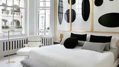 Italian Architect and Designer Teresa Spacey, known for the bright and colorful Hotel Puerta America car park and Madrid-based Estudio TS, has again tackled a high-end residential project located in...