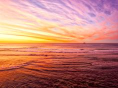 I was lucky enough to stay on St. Clair's beach in Dunedin for a few nights. Each morning had a different sort of sunrise. This was one of my favorites. I was out there pretty much all the time, with my camera fully loaded and ready to go! - Dunedin, New Zealand - Photo from #treyratcliff Trey Ratcliff at http://www.StuckInCustoms.com