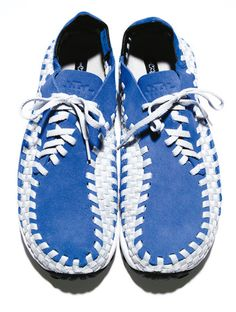 NIKE HTM AIR FOOTSCAPE WOVEN Milan Fashion Weeks, New York Fashion, Teen Fashion, Fashion Trends, Nike Looks, Nike Outfits, Casual Outfits, Nike Free Shoes, Running Shoes Nike