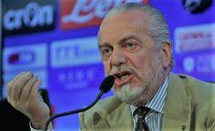 De Laurentiis in castigo, viene multato dalla Lega - http://www.contra-ataque.it/2016/12/13/de-laurentiis-multa-minacce.html