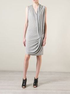 Acne Studios Sleeveless Jersey Dress -