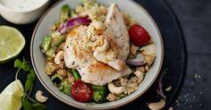 Broilerin filee ja kvinoasalaatti | Linturuoat | Reseptit | Reseptit ja menut | Stockmann.com