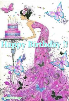 Make someone's birthday more special and make them feel loved Best Happy Birthday Wishes Pics And Gifs Giortazo. Happy Birthday Special Lady, Happy Birthday Wishes Girl, Happy Birthday Minions, Birthday Wishes For Daughter, Happy Birthday Wishes Cards, Happy Brithday, Birthday Memes, Child Quotes, Son Quotes