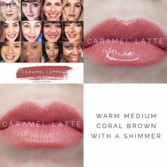 Caramel Latte LipSense