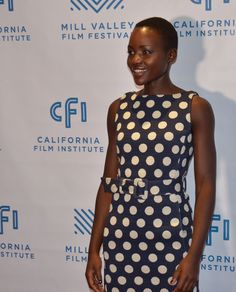 Let Me Introduce You To My Cousins, Lupita Nyong'o And Louis C.K.  Do we get to claim the Mexican-born, Kenyan actress as one of our own? ¡Claro que si! says NPR's Carolina Gonzalez. She's our prima, on the Kenyan side. Agree?