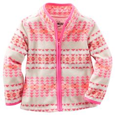 B'gosh Zip-Up Fleece Cozies