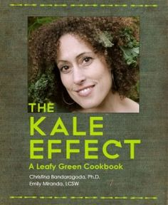 making a resolution to eat more leafy greens?  start out the new year with The Kale Effect Cookbook, a great way to kickstart a healthy new year
