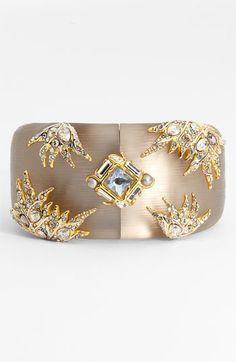 Alexis Bittar Crystal Encrusted Bracelet <3