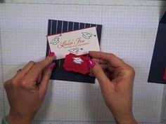 Simply Simple FLASH CARD 2.0 - Graduaiton Gift Card by Connie Stewart