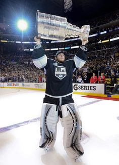 LA Kings, 2012 Stanley Cup winners
