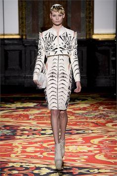 Iris Van Herpen Haute Couture Printemps/Été 2013