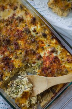 One of the reasons that I love this sausage and egg breakfast casserole is that it's easy, it's delicious, and it can be made the night before! It doesn't hurt that theblending …