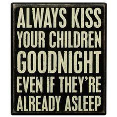 Always...