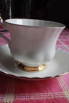 Vintage Tea Cup, Fine Bone China, Royal Albert, Made in England