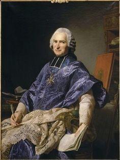International Portrait Gallery: Retrato del Abate Joseph Marie Terray