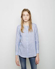 Rachel Comey | Nomad Linen Top | La Garçonne