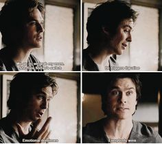 """#TVD 6x17 """"A Bird in a Gilded Cage"""" - Damon"""
