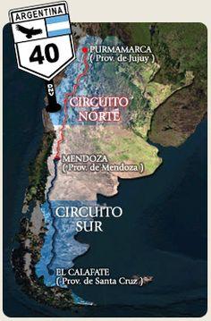 Circuito de la Ruta 40 conocé Argentina de punta a punta | Blog Turismo Argentina