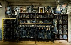 Denim & Supply Ralph Lauren premium denim is now available at our store in Osaka, Japan. Shop in store or online to discover new fits and styles.