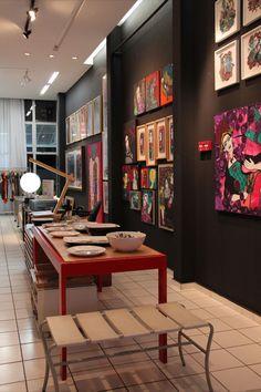 destrinchando.com.br - Galeria de arte Rogério Fernandes