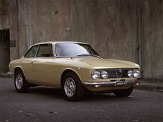 Idea: How about Photos of 105 GT's only? - Page 4 - Alfa Romeo Bulletin Board & Forums