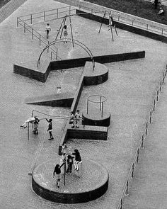 Post with 0 votes and 1 views. Conceptual Architecture, Cultural Architecture, Education Architecture, School Architecture, Landscape Architecture, Architecture Design, Park Playground, Playground Design, Landscape Model