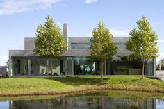 Villa Stamerbos by 70F - Stamerbos, Almere, The Netherlands