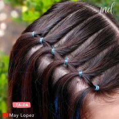 Wedding Bun Hairstyles, Easy Hairstyles For Long Hair, Little Girl Hairstyles, Cool Hairstyles, Braided Hairstyles, Hairstyle Men, Style Hairstyle, Hairstyles 2018, Medium Hair Styles