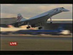 Concorde: British Airways Final Landing. 24th October, 2003. (BBC-edit4b.wmv)