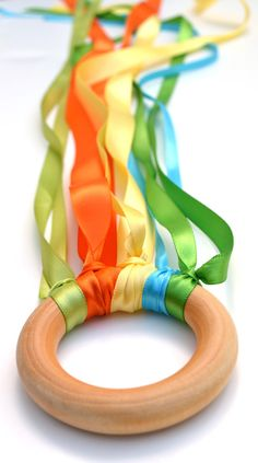 Ribbon Ring (instead of a wand)