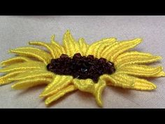 Embroidery ideas | How to stitch flowers with hand embroidery | DIY Stitching - YouTube