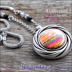 Swirl Magnabilities Pendant. One of our favorites!