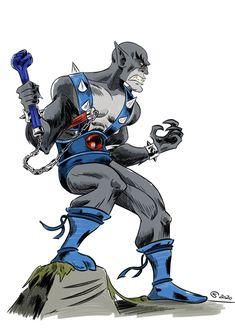 Thundercats Characters, 90s Cartoons, Show And Tell, Pop Art, Joker, Animation, Superhero, Drawings, Artwork
