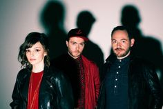 """CHVRCHES—""""GUN"""" 