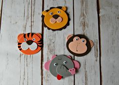 Foam Zoo/Safari Animal Craft Kit